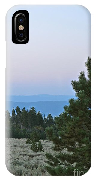 Daybreak On The Mountain IPhone Case