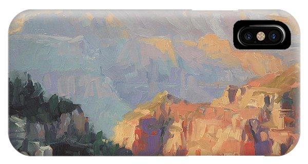 Lavender iPhone Case - Daybreak by Steve Henderson