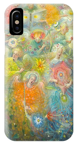 Daydream After The Music Of Max Reger IPhone Case