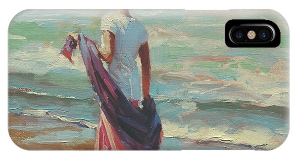 Sand iPhone Case - Daydreaming by Steve Henderson
