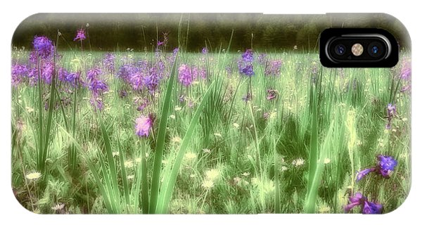 Daydreams In A Meadow IPhone Case