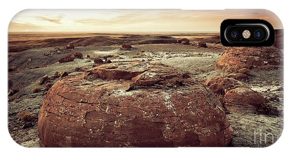 Daylight Leaving Redrock IPhone Case