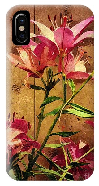 Dayliliys In  Guilford , Conn IPhone Case
