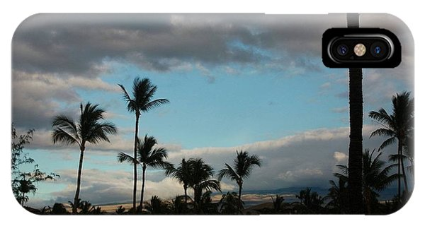 Days End Hawaii IPhone Case