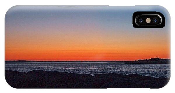 Days Pre Dawn IPhone Case