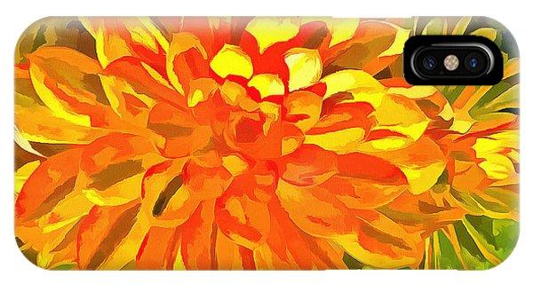 Dazzling Succulent IPhone Case