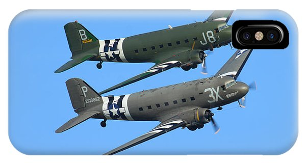 Dc3 Dakota C47 Skytrain IPhone Case