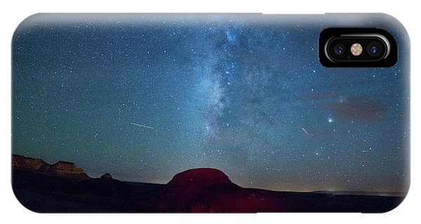 De Na Zin Milky Way IPhone Case