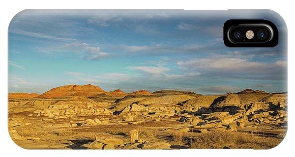 De Na Zin Wilderness Sunset IPhone Case