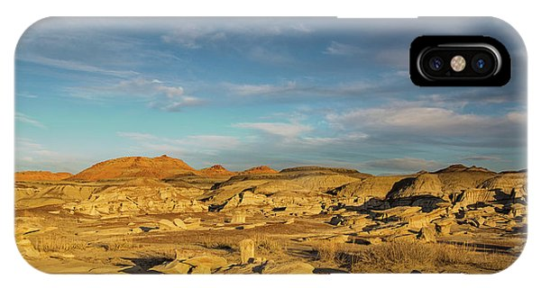 De Na Zin Wilderness Sunset IPhone Case