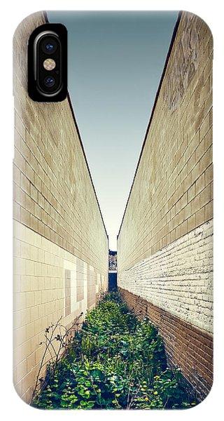 Minimal iPhone Case - Dead End Alley by Scott Norris