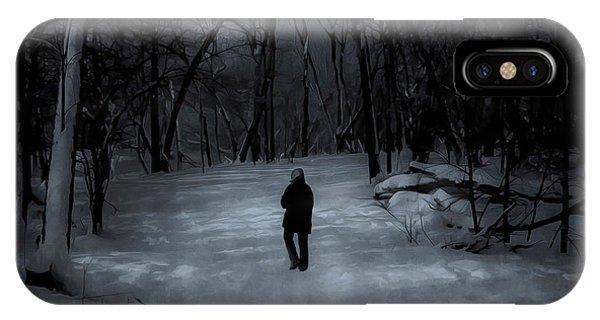 Dead Of Winter IPhone Case