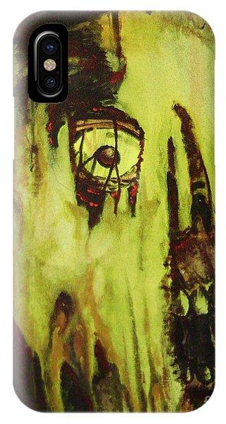Dead Skin Mask IPhone Case