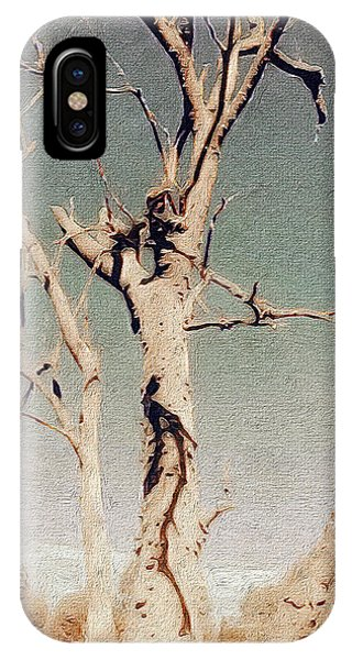 Dead Tree, Outback. IPhone Case