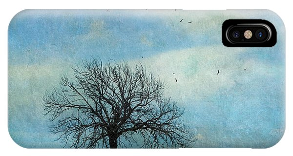 IPhone Case featuring the photograph Dead Tree Still Lovely by Anna Louise