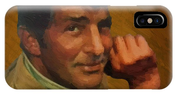 Dean Martin 01 IPhone Case