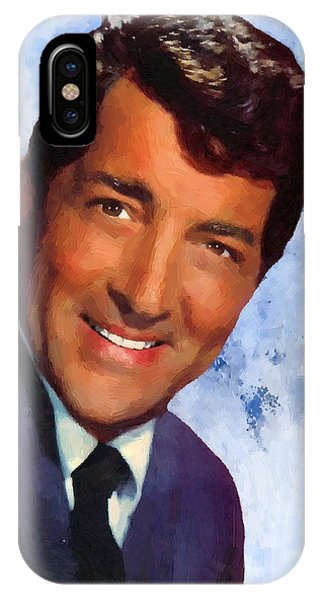 Dean Martin 02 IPhone Case