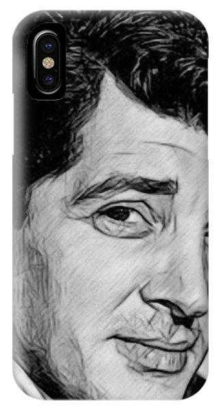 Dean Martin 03 IPhone Case