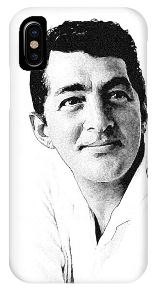 Dean Martin 04 IPhone Case