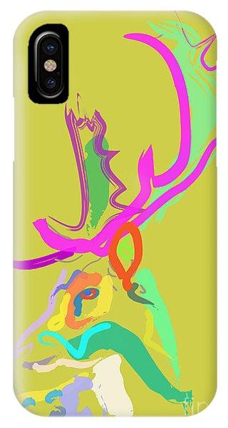 Dear Deer IPhone Case