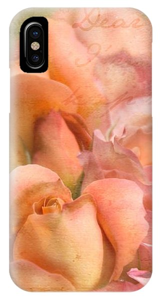 Dear Uncle Walt IPhone Case