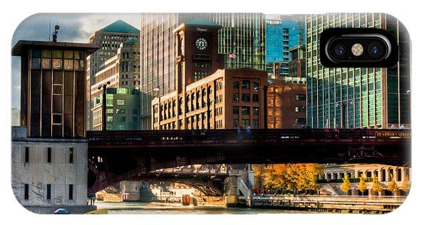 Dearborn Bridge IPhone Case