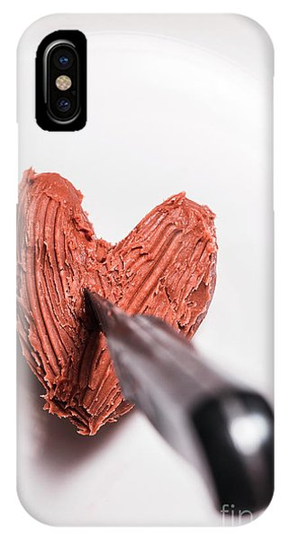 Valentine iPhone Case - Death By Chocolate by Jorgo Photography - Wall Art Gallery