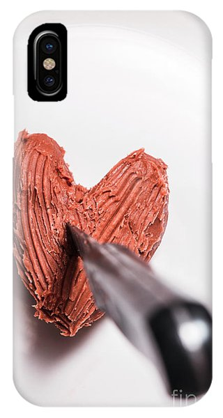 Damage iPhone Case - Death By Chocolate by Jorgo Photography - Wall Art Gallery