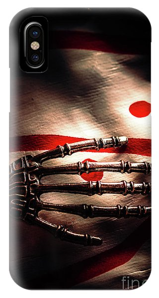 Mechanism iPhone Case - Death Metal Ai by Jorgo Photography - Wall Art Gallery