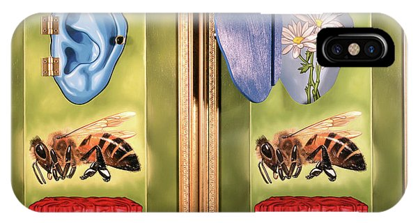 Death Of The Canadian Bee IPhone Case