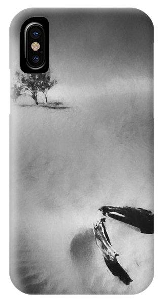 Death Valley iPhone Case - Death Valley 1990 by Scott Norris