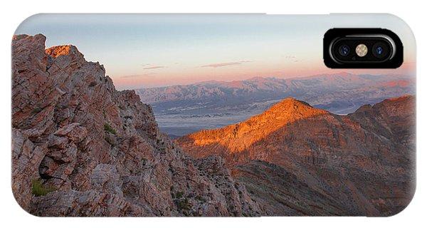 Death Valley 4 IPhone Case