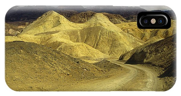 Death Valley, California IPhone Case