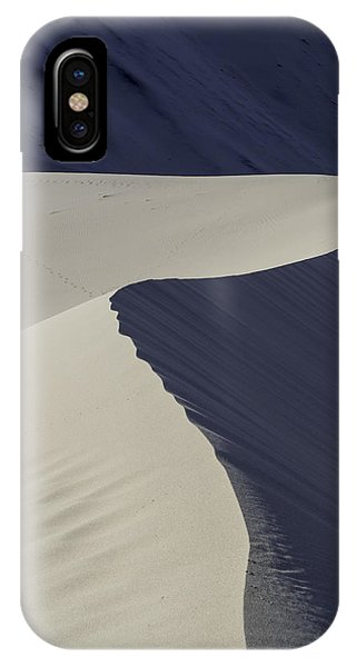 Death Valley Sand Dune IPhone Case