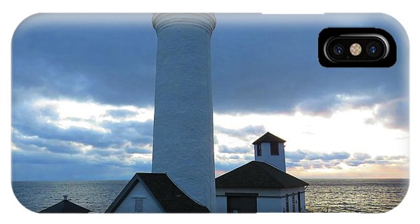 December Light, Tibbetts Point  IPhone Case