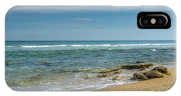 December Ocean IPhone Case