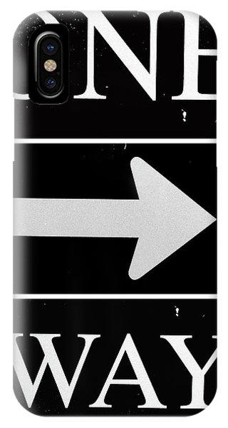 Traveler iPhone Case - Deceptive by Tom Druin