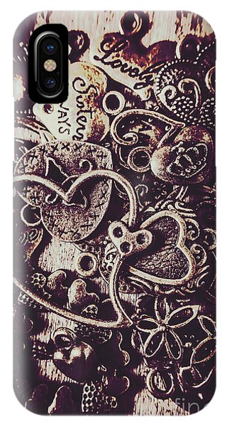 Jewelery iPhone Case - Decorating A Love Nest by Jorgo Photography - Wall Art Gallery