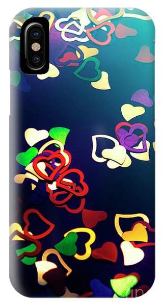 Nobody iPhone Case - Decorations In Romance by Jorgo Photography - Wall Art Gallery