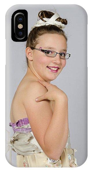 Deedee 2 IPhone Case