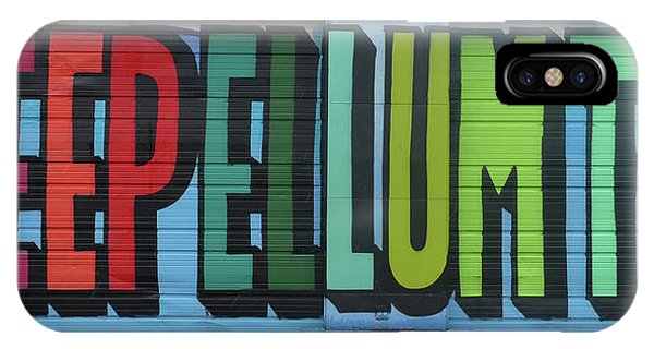 Deep Ellum Wall Art IPhone Case