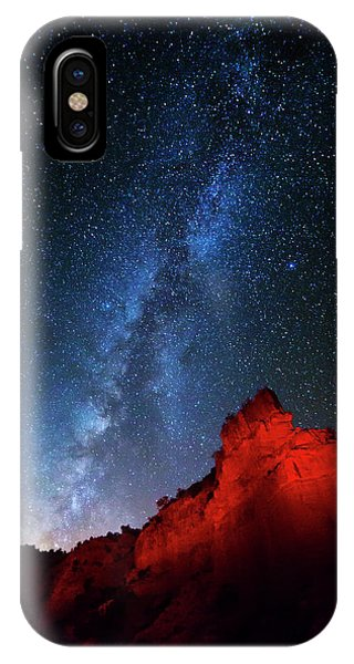 Solar System iPhone Case - Deep In The Heart Of Texas - 1 by Stephen Stookey