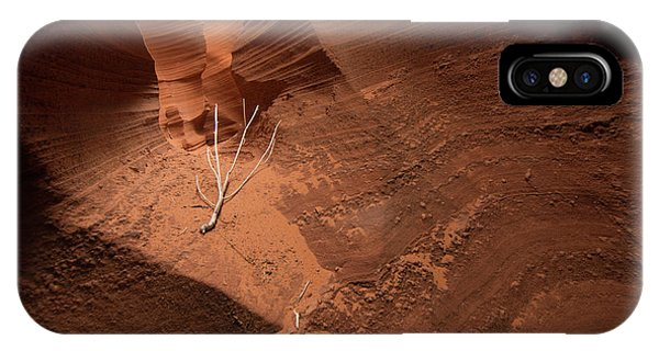 Deep Inside Antelope Canyon IPhone Case