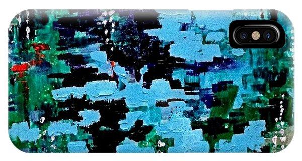 Deep Pool  IPhone Case
