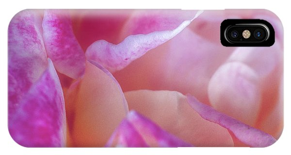 IPhone Case featuring the photograph Deep Rose by John Brink