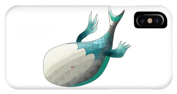Deep Sea Fish IPhone Case
