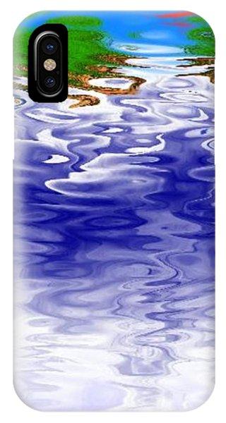 Deep Water Phone Case by Dr Loifer Vladimir