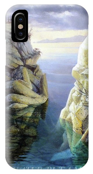 Deep Water IPhone Case