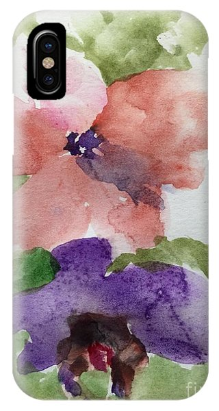 Deep Within IPhone Case