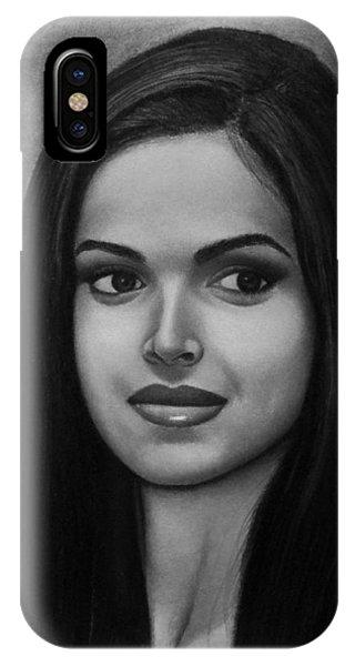 Deepika Padukone IPhone Case